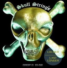 Skull Strings DROP Line DD 10-52 struny do gitary elektrycznej