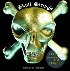 Skull Strings DROP Line DB 12-62 struny do gitary elektrycznej