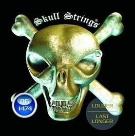 Skull Strings DROP Line DG 14-74 struny do gitary elektrycznej