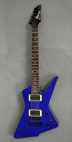 Ibanez Destroyer Blue Gitara Elektryczna