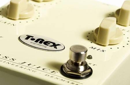 T-Rex Bassjuice distortion do gitary basowej