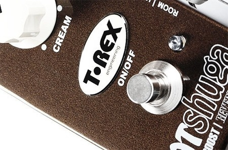 T-Rex Fat Shuga overdive/boost, room/hall
