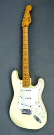 Fender Stratocaster White Gitara Elektryczna