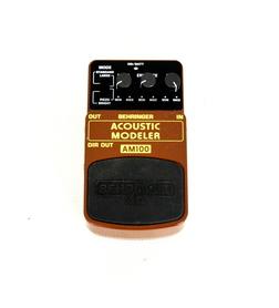 Behringer AM 100 Acoustic ModelerBehringer AM 100 Acoustic Modeler