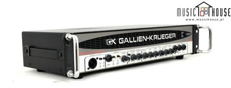 Gallien Krueger 400 RB Mark IV Head Głowa Basowa