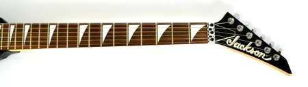 Jackson RX10D Satin Black Gitara Elektryczna