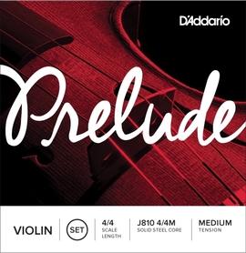 DAddario J810 4/4M ST VLN PRELUDE struny do skrzypiec