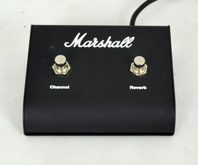 Marshall Footswitch Channel Reverb