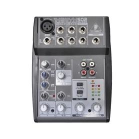Behringer Xenyx 502 mikser audio