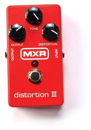 Dunlop MXR M-115 Distortion III b-stock