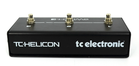 TC Electronic Switch-3 FootswitchTC Electronic Switch-3 Footswitch
