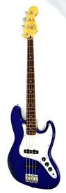 Fender Jazz Bass Blue Gitara Basowa