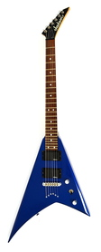 Jackson JS32T Randy Rhoads Flying V Blue Gitara Elektryczna