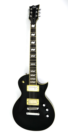 ESP LTD EC-400AT Black Gitara Elektryczna