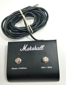 Marshall Two Button with LED