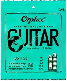 Orphee VX130 40-120 Bass struny do gitary basowej pięciostrunowej