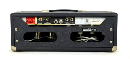 Vintage Fender Bassman 50 Watt Head