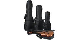Student Ukulele Soprano Black pokrowiec na ukulele sopranowe