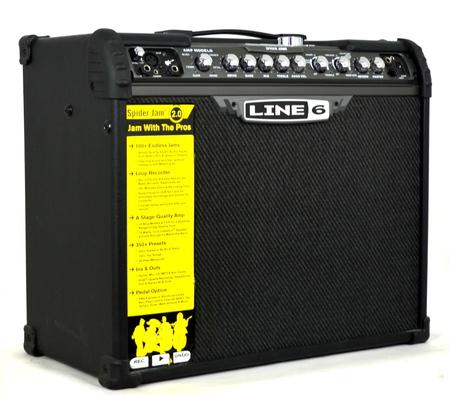 Line 6 Spider Jam 2.0 Wzmacniacz Gitarowy
