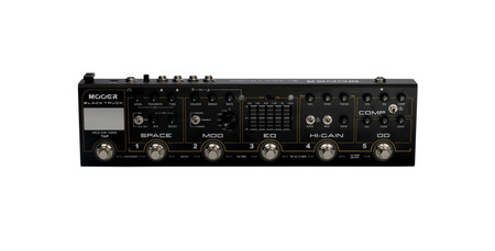 Mooer ME CPT 2 Black Truck, Combined Effects Pedal