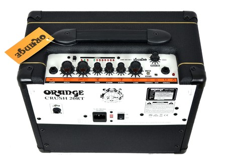 Orange Crush 20 RT combo gitarowe z efektami czarne