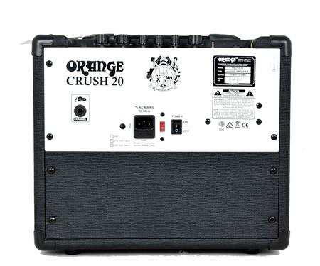 Orange Crush 20 combo gitarowe 20W czarne
