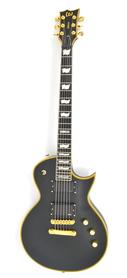 ESP LTD EC-1000 Deluxe Black Gitara Elektryczna