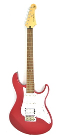 Yamaha Pacifica Red Gitara Elektryczna
