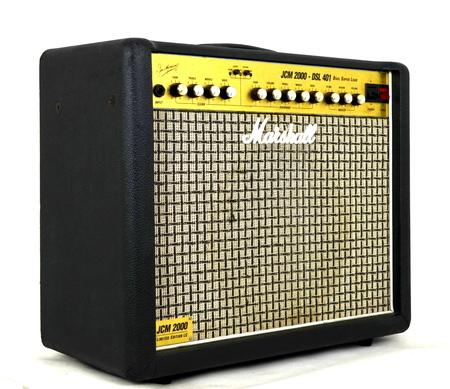 Marshall JCM 2000 DSL 401Limited Edition Combo Wzmacniacz Gitarowy