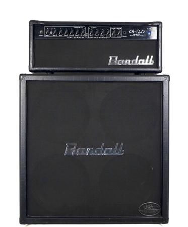 Randall KH-120 Wzmacniacz gitarowy plus Randall KH412