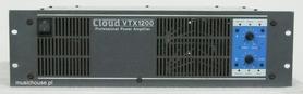 Cloud VTX 1200 Profesjonalny wzmacniacz mocy