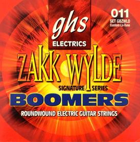 GHS GB 11-ZW 11-70 Gauge Signature Zakk Wylde struny do gitary elektrycznej