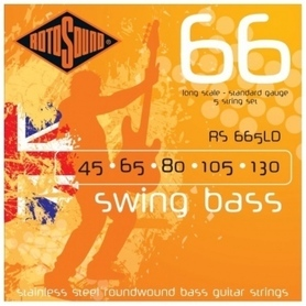 Rotosound Swing Bass 66 RS665LD 45-130