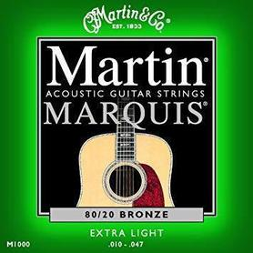 MARTIN M1000 MARQUIS BRONZE 80/20 EXTRA LIGHT 10-47