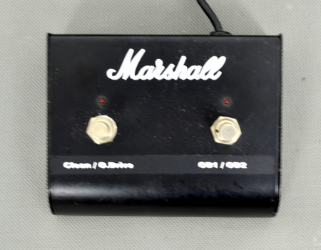 Marshall Double Footswitch MA series 1 G 3754