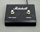 MARSHALL Clean:Crunch/Overdrive Footswitch