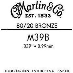 Martin & Co. M39B Single Acoustic