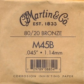 Martin & Co. M45B Single Acoustic