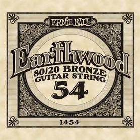Ernie Ball Earthwood 1454 80/20 Bronze Acoustic Guitar Single 54