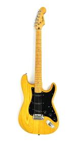 Fender Lite Ash Stratocaster Natural Gitara Elektryczna