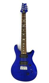 PRS SE Custom 24 7 Royal Blue Gitara Elektryczna