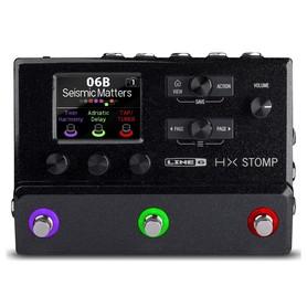 Line 6 HX Stomp - multiefekt