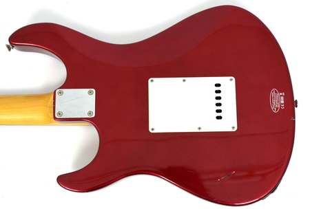 Yamaha Pacifica 012 Red Gitara Elektryczna