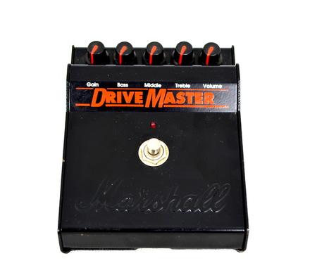 Marshall Drive Master Efekt GitarowyMarshall Drive Master Efekt Gitarowy