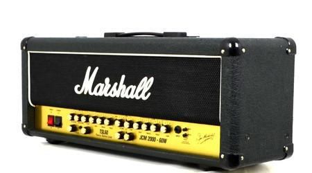 Marshall JCM 2000 TSL 60 Wzmacniacz LampowyMarshall JCM 2000 TSL 60 Wzmacniacz Lampowy
