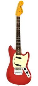 Fender Mustang Red MIJ Gitara Elektryczna