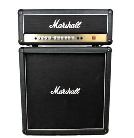 Marshall AVT 50 H + Marshall AVT 412 A Zestaw Gitarowy