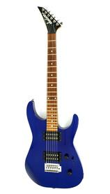 Jackson JS1 Dinky Blue Gitara Elektryczna