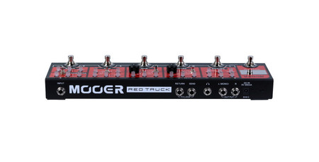 Mooer Red Truck, Combined Pedal