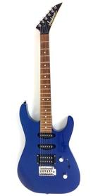 Jackson JS20 Dinky Metallic Blue Gitara Elektryczna